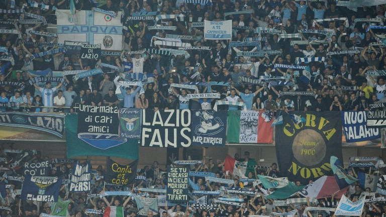 Lazio fans have had plenty to cheer about