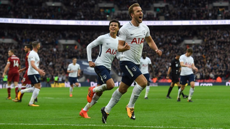 Harry Kane was on the scoresheet again for Tottenham against Liverpool
