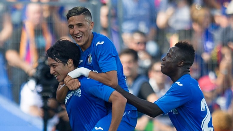 Getafe could be celebrating a Copa del Rey victory over Deportivo Alaves