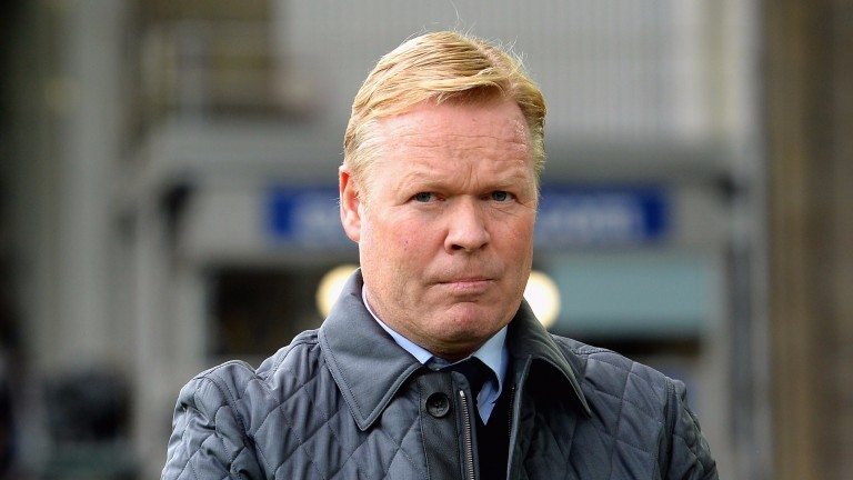 Ronald Koeman has been sacked as Everton manager