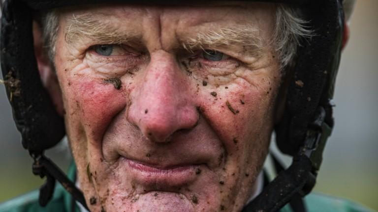 Arthur Moore after the John Shortt charity race