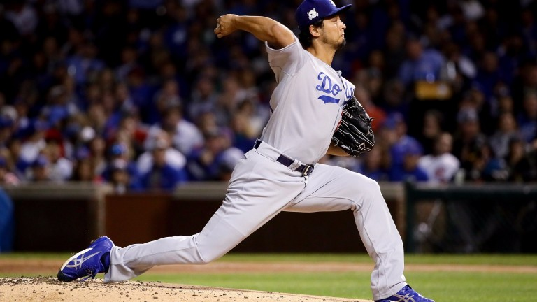 Dodgers pitcher Yu Darvish gets his chance in Game Three