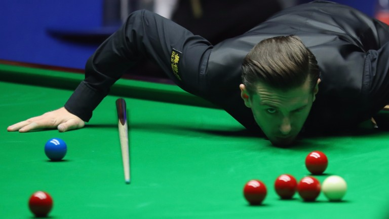 Mark Selby is a man for the big occasion