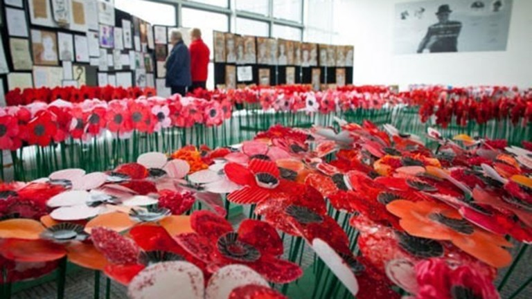 The poppy appeal will be supported at Newbury on its final Flat meeting of the season