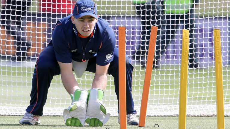New Zealand wicketkeeper Tom Latham has been starring with the bat