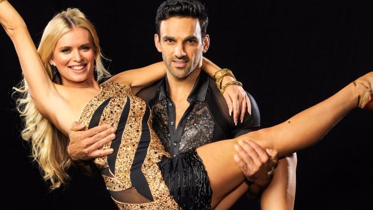 Davood Ghadami and Strictly Come Dancing partner Nadiya Bychkova
