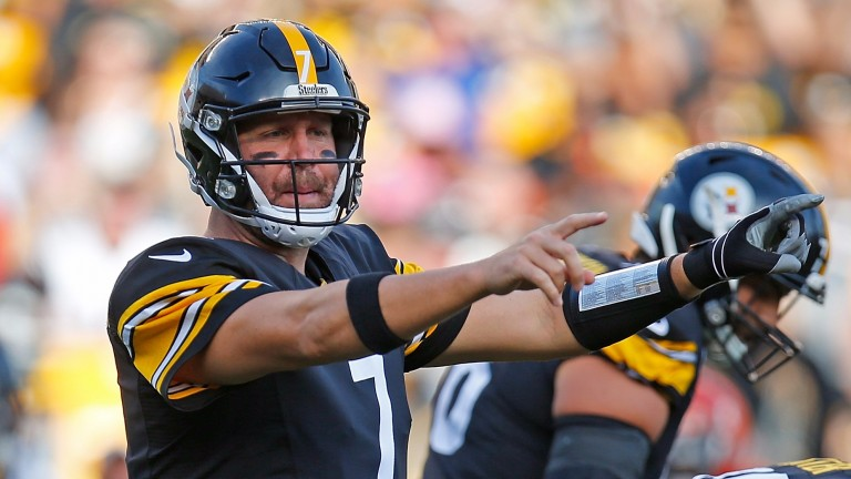 Pittsburgh quarterback Ben Roethlisberger has bounced back