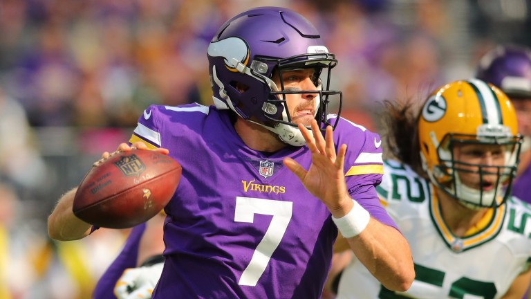 Minnesota quarterback Case Keenum