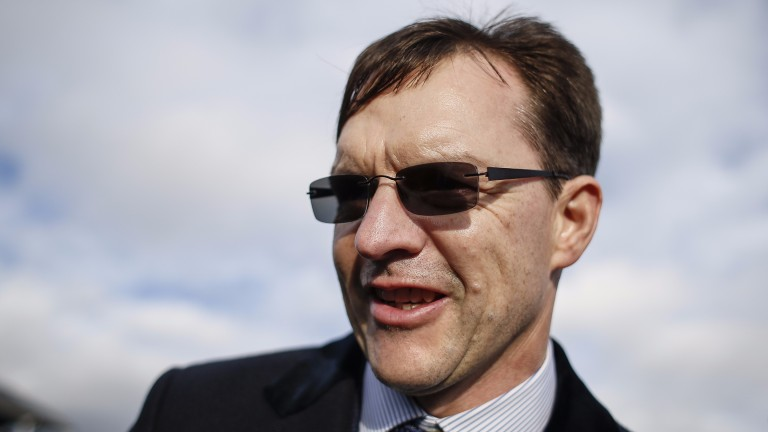 "Aidan O'Brien: ""the Diamond Jubilee looks the perfect race for him"""