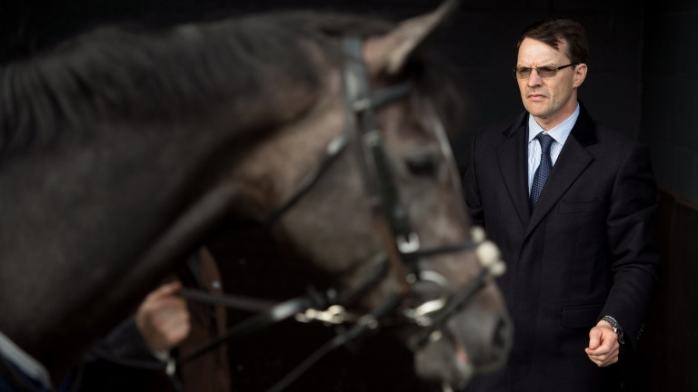 Aidan O'Brien: everything he does as a trainer, he does better than everyone else