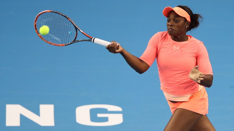 Sloane Stephens showed how good she can be when winning the US Open in September