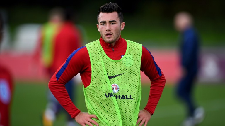 New York City's England Under-21 international Jack Harrison