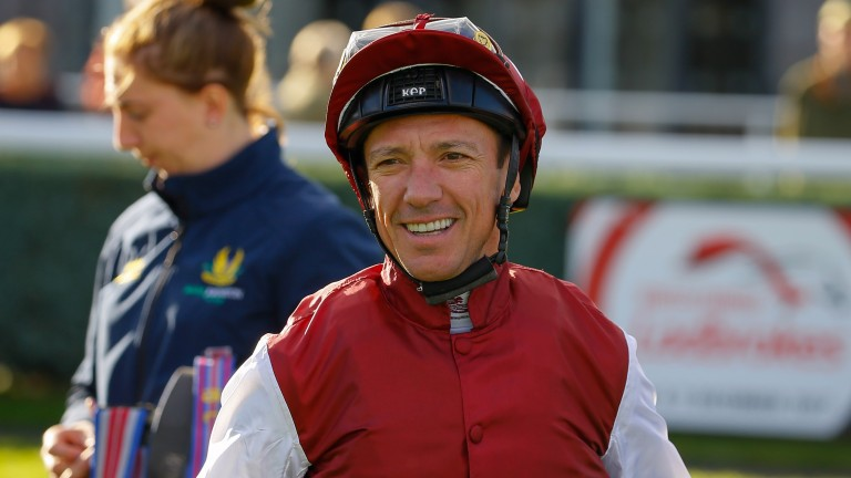 Frankie Dettori: turns 47 today