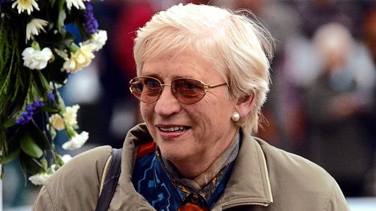 Mary Reveley: saddled more than 2,000 winners during her training career