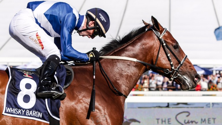 Whisky Baron: disappointed at Meydan