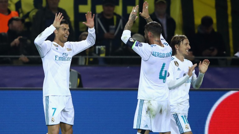 Real Madrid will be pumped up to perform after losses to Girona and Spurs