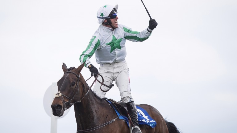 Our Duke and Robbie Power win last year's Irish Grand National