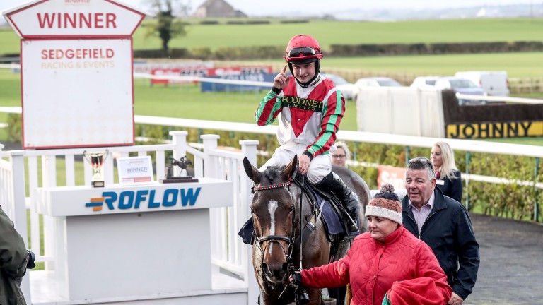 Buachaill Alainn returns for another crack at the Durham National