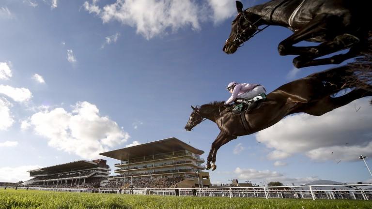 Cheltenham: plays host to three of the Scoop6 races on Saturday