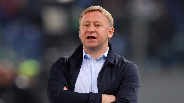 Bate Borisov boss Aleksandr Yermakovich