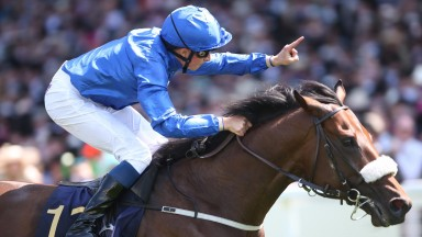 Ribchester and Buick win the Queen Anne Stakes at Royal Ascot