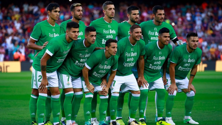 Real Betis are putting together decent results