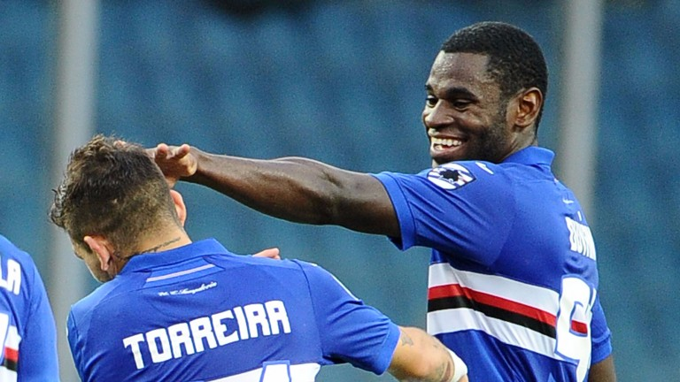 Sampdoria are the fourth-highest scorers in Serie A