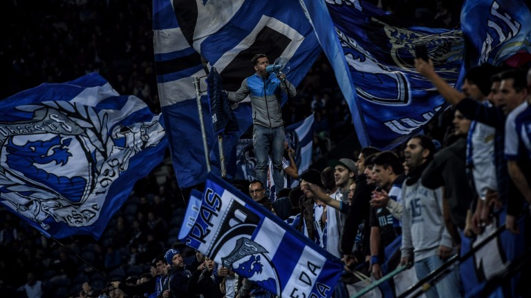 Porto fans have had plenty to cheer at the Stadio Dragao
