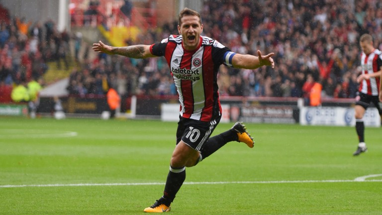Billy Sharp and Sheffield United can claim another victory