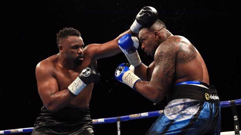 Dereck Chisora has his sights set on the European heavyweight crown