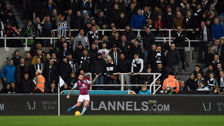 Newcastle have defended more corners but the trend may be reversed