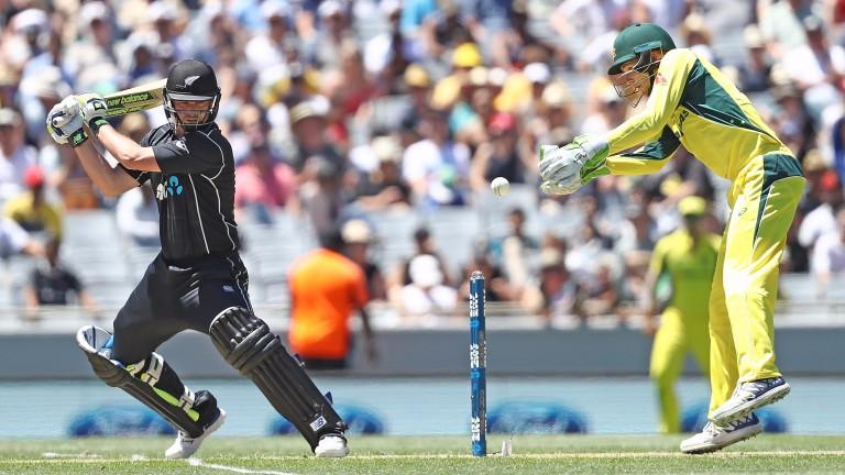 New Zealand's Colin Munro is still an underrated batsman