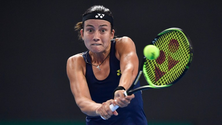 Anastasija Sevastova has been playing superbly well in Zhuhai