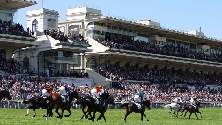 Auteuil, the home of French jumps racing, will host a new sale