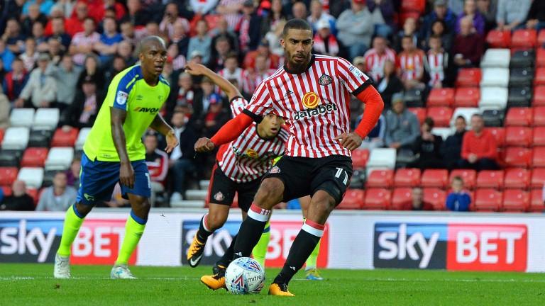Sunderland are struggling despite Lewis Grabban's eight league goals