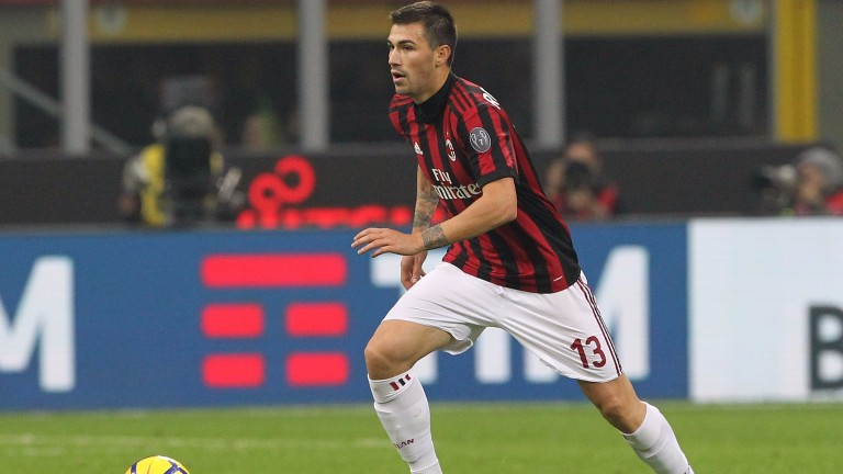 Alessio Romagnoli and Milan should find their scoring boots