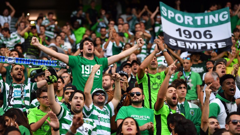 Sporting Lisbon fans could have plenty to celebrate