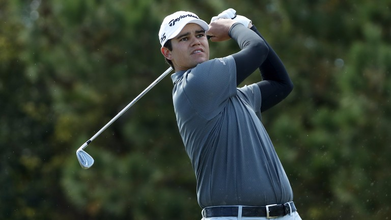Beau Hossler shot 66 on Saturday