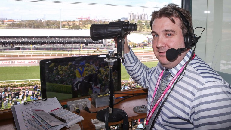 Matt Hill: Tuesday marks the culmination of a 20-year journey to the Melbourne Cup commentary box
