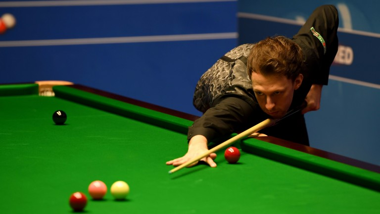 Judd Trump is beginning to find the consistency that has been missing from his game