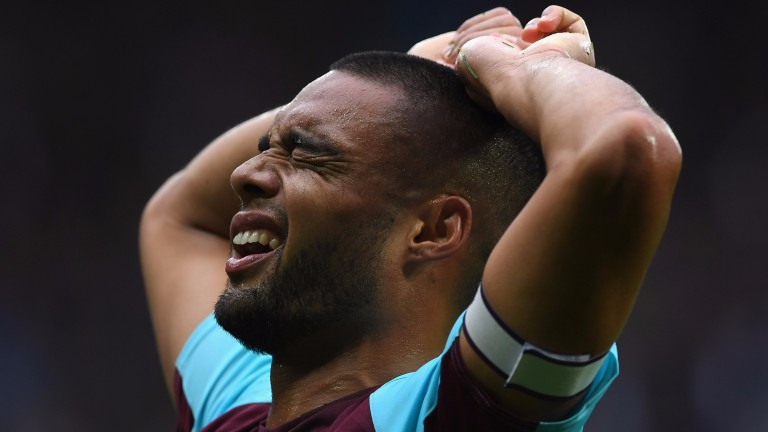 A move to the London Stadium hasn't been too successful for Winston Reid's West Ham