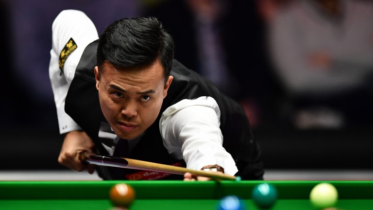 Marco Fu may need to be on top of his game to silence Michael White