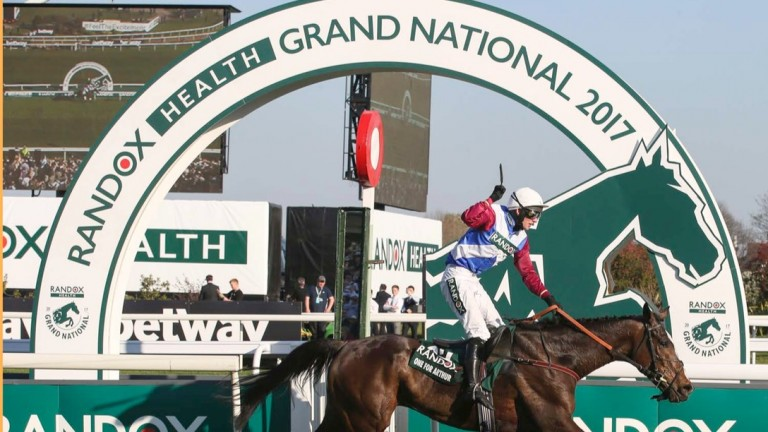 Lot 2: A day out for 6 at the Randox Health Care Grand National