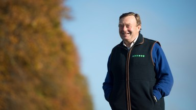 Nicky Henderson: trainer should be in store for another fine season