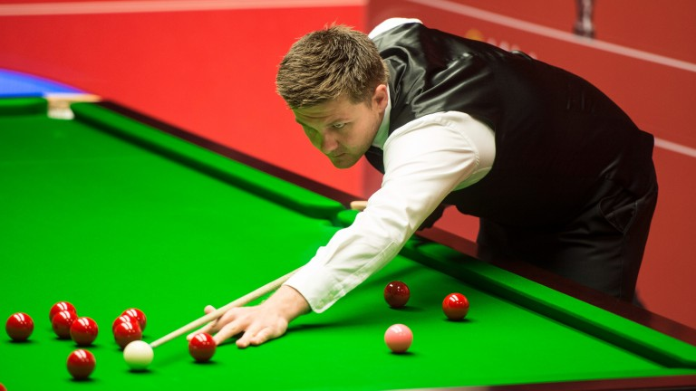 Ryan Day is playing some blinding snooker this season
