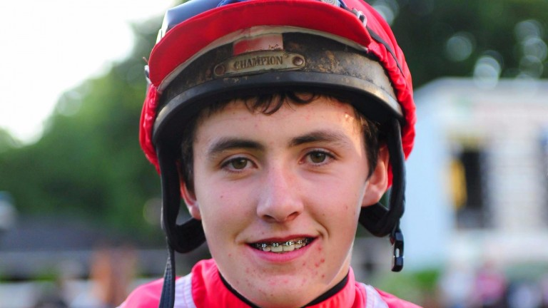 Shane Prendergast: hopes to return to race riding in next couple of months