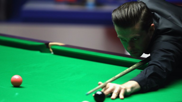 Mark Selby retained his International Championship crown on Sunday