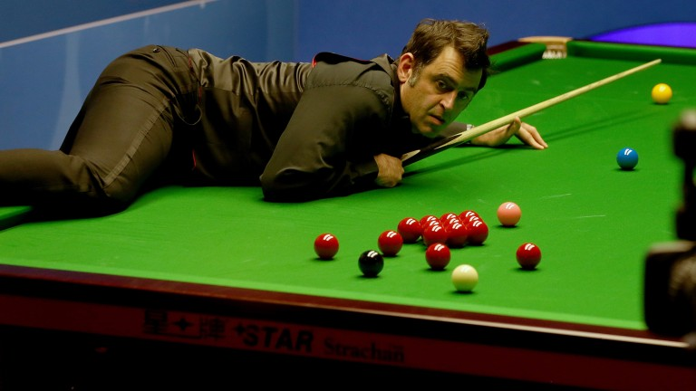 Ronnie O'Sullivan could be focusing on the Home Nations events this season