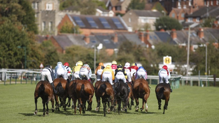 Warwick: stage the Classic Chase on Saturday, which was won by subsequent Grand National victor One For Arthur last year