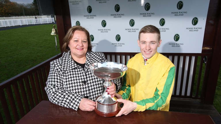 Colin Keane: bidding to become Irish champion jockey for a second season